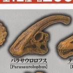 いにしえの恐竜展 2億3000万年前で君と会う 3:パラサウロロフス エール ガチャポン ガチャガチャ ガシャポン