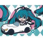 レーシングミク 初音ミク GT プロジェクト ねんどろいど ぷらす カプセル ラバーキーチェーン 5:車 グッドスマイルカンパニー ガチャポン ガチャガチャ