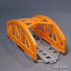 カプセルプラレール 156:大鉄橋3 タカラトミーアーツ ガチャポン