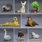 ミニチュアプラネット Vol.6 集めて広がる動物フィギュアの世界 全8種セット エイコー プライズ