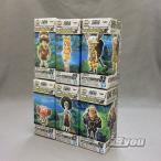 劇場版 ONE PIECE STAMPEDE ワールドコレクタブル フィギュア vol.1 全6種セット バンプレスト ワンピース プライズ