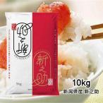 ショッピング米 新潟米 新之助 10kg (5kg×2袋) 精米 平成29年度産 魚沼産 田中米穀