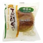 ●デイプラス 天然酵母パン 抹茶味 12入【1箱】■t6#1240-2G