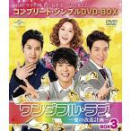ワンダフル・ラブ~愛の改造計画~ BOX3 (コンプリート・シンプルDVD-BOX5000円シリーズ)(期間限定生産)