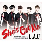 She's Got Me(初回限定盤A)(DVD付)