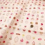 Yahoo!ユザワヤ【桃色セール】 【数量5から】 生地 『YUWA フレンチコレクション オックス(ピンク)/156095-B』有輪商店