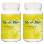 BLUE BEE ブルービー 2個セット 送料無料 サプリメント 男性 活力