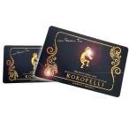 ココペリゴールドVIPカード ココペリ ゴールド VIP カード KOKOPELLI GOLD CARDココペ リ 金運 開運 幸運 開運カード