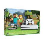 Xbox One S 500GB Microsoft(マイクロソフト)  Ultra HD ブルーレイ対応プレイヤー Minecraft 同梱版 ZQ9-00068