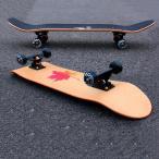 スケボー スケートボード コンプリート 完成品 大人 ショートスケートボード 5カラー wies-x10