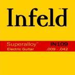 【Thomastik-Infeld】 トマスティックインフェルト Infeld Electric Guitar IN 109 (メール便送料無料)