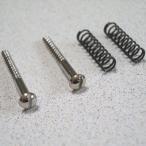 【インチマイナスネジ】 Montreux Inch TL pickup screws for neck (2) 【テレキャス用ピックアップビス】 (メール便対応)