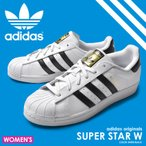 アディダス オリジナルス adidas Originals スニーカー SUPER STAR W スーパースター W レディース