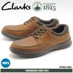 ショッピングクラークス クラークス CLARKS オイリーレザー カジュアルシューズ COTRELL EDGE メンズ
