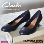 クラークス CLARKS パンプス ヘブンリー シャイン レディース