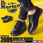 ショッピングドクターマーチン ドクターマーチン Dr.Martens 10ホール ウィングチップ シューズ メンズ 革靴