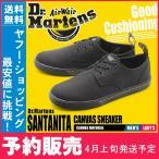 (予約販売) ドクターマーチン スニーカー サンタニタ SANTANITA 23862001 レディース メンズ 黒 靴 DR.MARTENS レースアップ 定番 ローカット