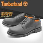 ティンバーランド TIMBERLAND ハートウィック プレーントゥ オックスフォード ブーツ メンズ 革靴