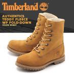 ショッピングティンバーランド ティンバーランド TIMBERLAND ブーツ オーセンティック テディ フリース レディース