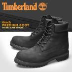 ティンバーランド ワークブーツ メンズ 6インチ プレミアム ブーツ TIMBERLAND 10073 ブラック 黒 靴 シューズ 天然皮革 レザー 新生活
