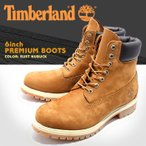 ティンバーランド TIMBERLAND 6インチ プレミアムブーツ メンズ 革靴