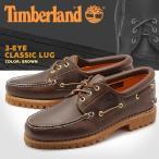 ティンバーランド TIMBERLAND ブーツ 3アイレット クラシック ラグ メンズ 革靴
