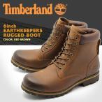 (期間限定価格!) ティンバーランド TIMBERLAND アースキーパーズ ラギッド 6インチ ウォータープルーフ ブーツ メンズ 革靴