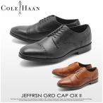 コールハーン COLE HAAN カジュアルシューズ ジェファーソン グランド キャップ トゥ オックスフォード メンズ画像