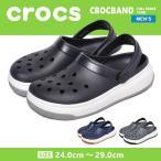 CROCS クロックス サンダル メンズ クロックバンド フルフォース クロッグ 206122 定番 人気 履きやすい