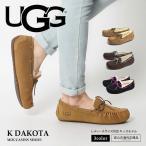 UGG アグ モカシンシューズ レディース ダコタ K DAKOTA 5296 フラットシューズ 羊毛 定番 靴