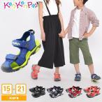 (半額以下) KenKenPa ケンケンパ ベルト サンダル KP-024 キッズ ジュニア 子供 シューズ 靴