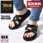 (期間限定価格) TEVA テバ サンダル レディース ボヤ スライド VOYA SLIDE 1099269 アウトドア テヴァ 黒 海