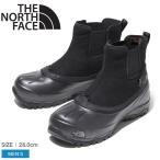 ザ ノース フェイス スノーブーツ メンズ スノーショット プルオン THE NORTH FACE NF52061 ブラック 黒 スノーシューズ ブーツ