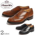 チャーチ CHURCHS バーウッド ウイングチップ 革靴 メンズ