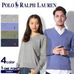 ショッピングポロ ポロ ラルフローレン POLO RALPH LAUREN ワンポイント Vネックセーター メンズ レディース