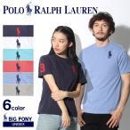POLO RALPH LAUREN ポロ ラルフローレン Tシャツ ビッグポニー クルーネック 半袖Tシャツ メンズ レディース