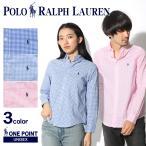 ショッピングギンガムチェック POLO RALPH LAUREN ポロ ラルフローレン シャツ ワンポイント ギンガムチェック シャツ メンズ レディース