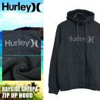 ショッピングhurley ハーレー HURLEY パーカー ベイサイド シェルパ ジップ アップ フード メンズ
