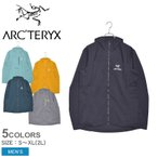 アークテリクス ARC'TERYX ジャケット メンズ スコーミッシュ フーディ 25172 アウトドア 登山 ハイキング 軽量 防風 アウター 父の日