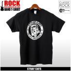 ROCK CLASSIC ロック クラシック バンドTシャツ ストレイキャッツ メンズ