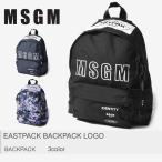 MSGM エムエスジーエム バックパック メンズ レディース EASTPACK BACKPACK LOGO 2540MZ200