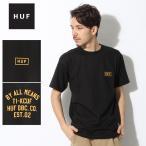ハフ HUF Tシャツ マージナル Tシャツ メンズ