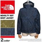 ザ ノースフェイス ノースフェース THE NORTH FACE マウンテンパーカー ノベルティドットショットジャケット レディース クリスマス
