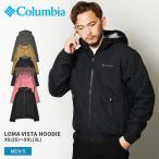 COLUMBIA コロンビア ジャケット ロマビスタフーディー LOMA VISTA HOODIE PM3753 メンズ アウター フリース