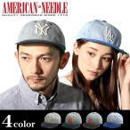 アメリカンニードル AMERICAN NEEDLE 帽子 アッパーデッキ キャップ メンズ  レディース