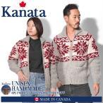 KANATA カナタ カウチンセーター メンズ レディース 6PLYWOOL COWICHAN SWEATER SNOW