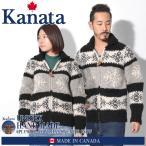 KANATA カナタ カウチンセーター 6PLY WOOL COWICHAN SWEATER SNOW メンズ レディース