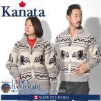 KANATA カウチンセーター メンズ レディース 6PLYWOOL COWICHAN SWEATER EAGLE