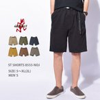 グラミチ ショートパンツ メンズ STショーツ GRAMICCI 8555-NOJ ブラック 黒 パンツ ショーパン ボトムス カジュアル アウトドア