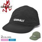 グラミチ 帽子 メンズ レディース シェル ジェット キャップ GRAMICCI GAC-20S041 ブラック 黒 カーキ カジュアル シンプル ロゴ 新生活 母の日